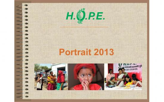 HOPE Portrait 2013